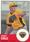 2012 Heritage Minor Gerrit Cole