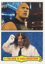2012 Topps Heritage WWE Tag Teams