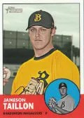 2012 Topps Heritage Jameson Taillon Sp