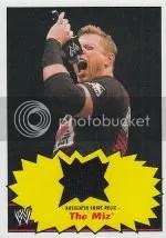 2012 Topps Heritage WWE The Miz