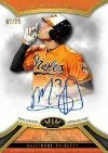 2013 Topps Tier One Manny Machado