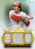2013 Topps Tribute Johnny Bench
