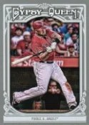 2013 Gypsy Queen Albert Pujols