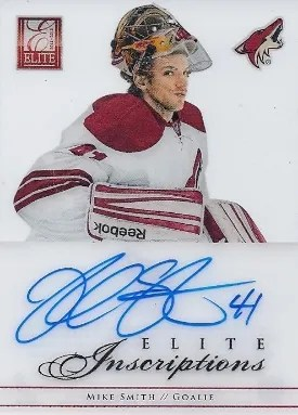 12/13 Panini Rookie Anthology Elite Inscriptions Auto