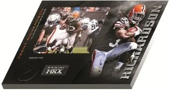 2012 Panini Totally Certified Trent Richardson HRX Video Card