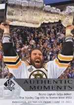 12-13 Sp Authentic Bruins Moments