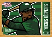 2013 Panini Triple Play Cespedes Base