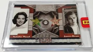 2013 Panini Black Box Co-Stars Memorabilia