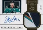 2011-12 Dominion Patch Autograph