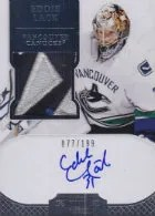 2011-12 Dominion Eddie Lack RC
