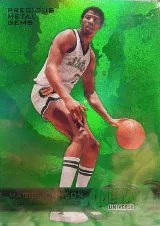 2011-12 Fleer Retro Magic Johnson Green PMG