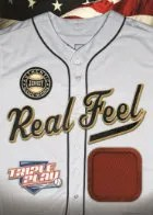 2013 Panini Triple Play Real Feel