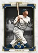 2014 Topps Museum Collection Babe Ruth