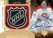 13-14 Ultimate Collection Carey Price