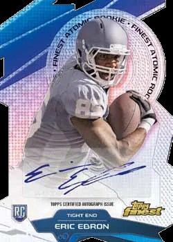 2014 Topps Finest ATomic Rookie Refractor