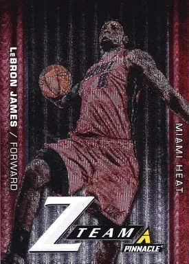 2013/14 Panini Pinnacle Z-Team Blake Griffin Insert Card