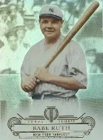 2014 Topps Tribute Babe Ruth