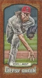 2014 Topps Gypsy Queen Weaver