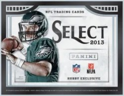 2013 Panini Select Football Box