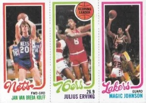 1980-81 Topps #146 Magic Johnson