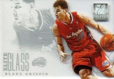 12/13 Elite Series Glass Blake Griffin