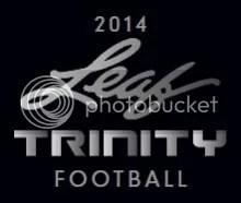 2014 Leaf Trinity Football