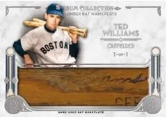 2014 Topps Museum Collection Ted Williams