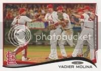 2014 Yadier Molina Sp Variation