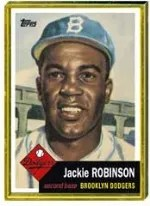 2014 Topps Series 2 Jackie Robinson