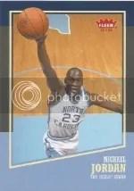 2013-14 Fleer Retro Michael Jordan Base