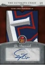 2013 Topps Update Yu Darvish Ultimate Chase