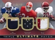 2013 Ultimate Collection Triple Patch
