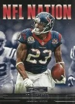 2013 R&S Arian Foster NFL Nation Insert