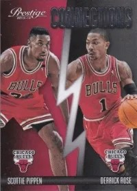 13/14 Panini Prestige Connection Rose - Pippen