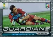 2014 Prizm World Cup Guardians Insert