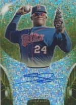 2013 Bowman Sterling Miguel Sano
