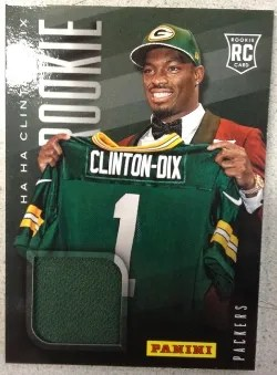2014 Panini Father's Day Ha Ha Clinton-Dix