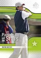 2012 Upper Deck Sp Authentic Golf Gretzky