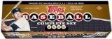 Topps 2008 MLB Complete Factory Baseball Card Set