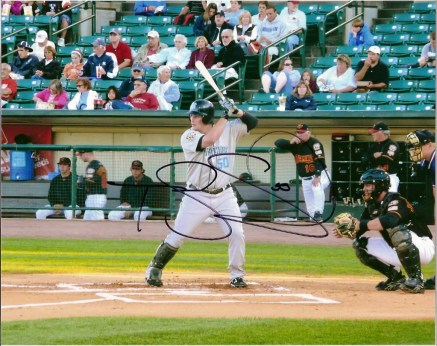Travis Snider Autograph