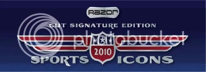 2010 Razor Sports Icons Cut Auto Box