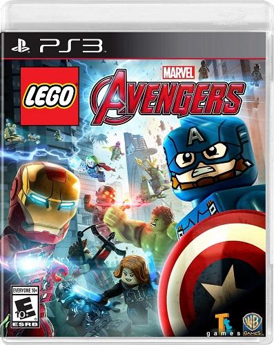 Lego Marvels Avengers PS3 PROTOCOL