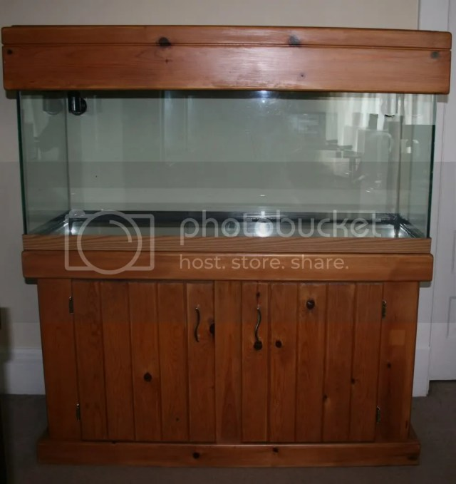 75 gallon tank, stand, and canopy for sale.   Reef Central Online