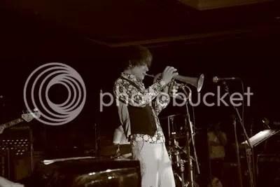 toku, interview, java jazz, java jazz 2009, flugelhorn, japan