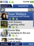 Inq facebook contacts