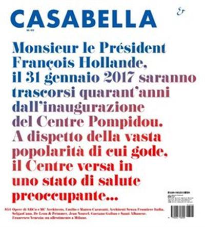 Casabella – Ottobre 2015