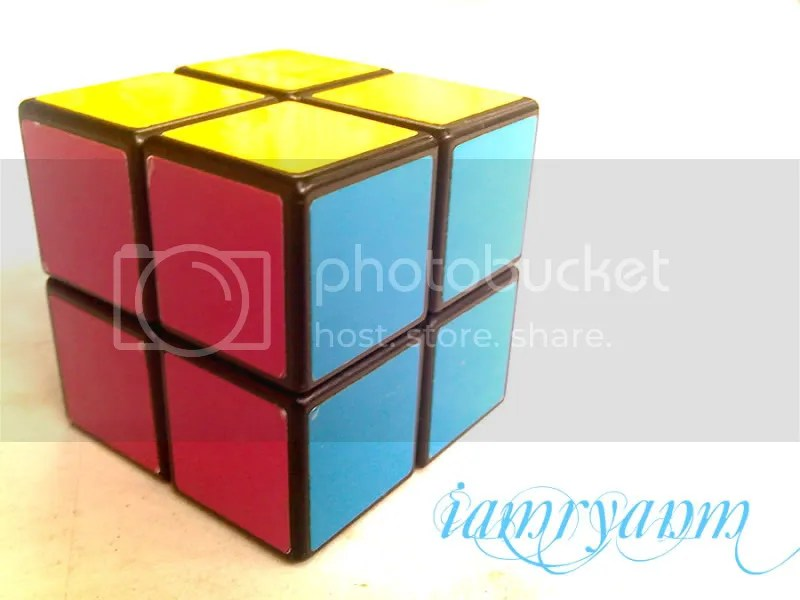 how to solve mirror cube last layer