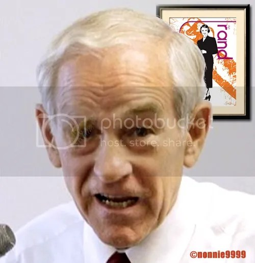Ron Paul, Check Your Brows-er (1/6)