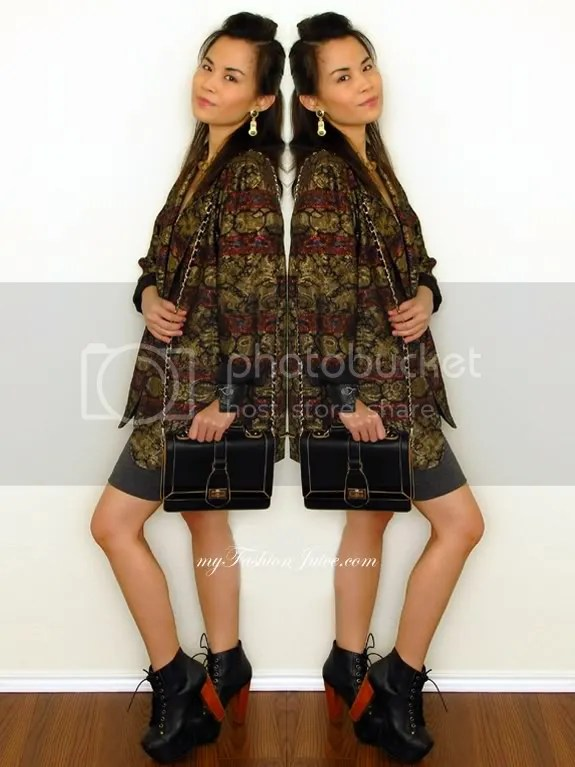 Alex Wang Dress6 {Weekly Wear} Seeing Double
