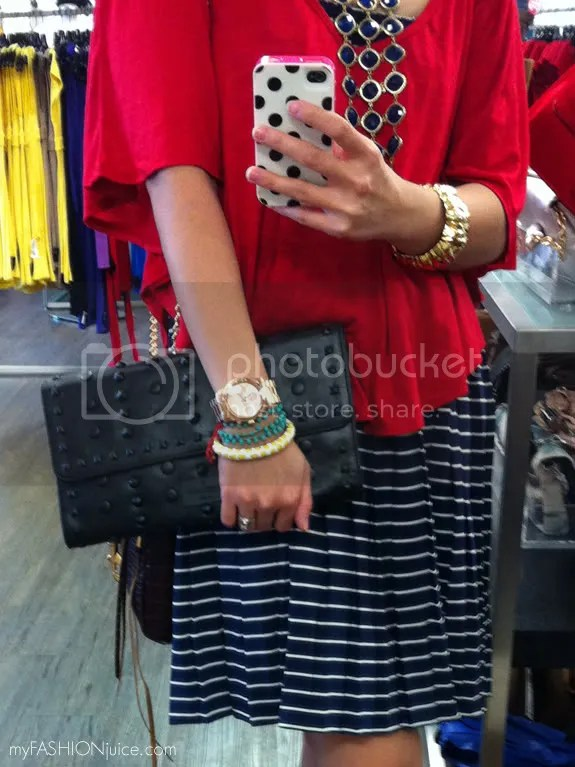 BCBGMaxazria Clutch Party5 {Weekly Wear} Carefree, Northpark Dallas and a Clutch Party